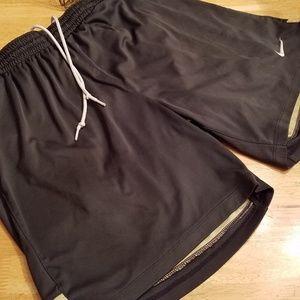 Unisex Grey Dri-fit Nike Shorts